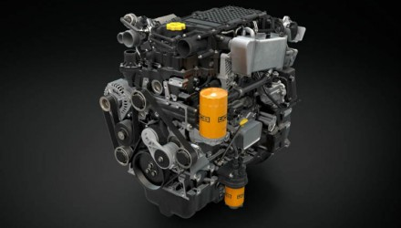 New three litre JCB engine offers huge fuel efficiency savings