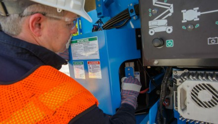 Stavdal receives delivery of 71 Genie machines