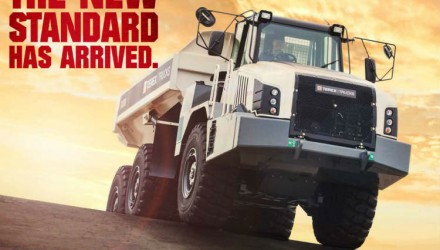 Terex Trucks: The new standard has arrived