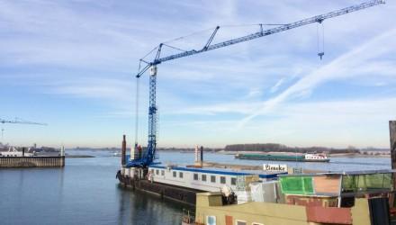 Manitowoc's EnCORE program for De Gerlien van Tiem Shipyard