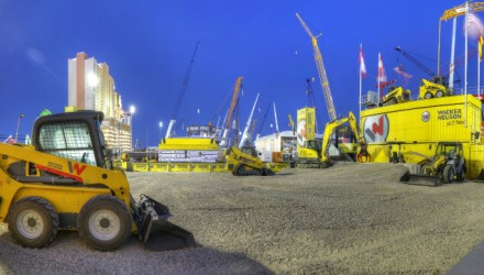 Wacker Neuson at Conexpo 2017: Taking a look into the future