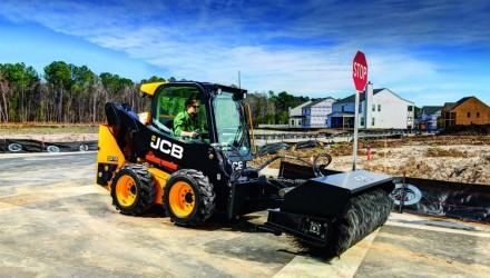 New JCB skid steer models offer more power and enhanced capacity
