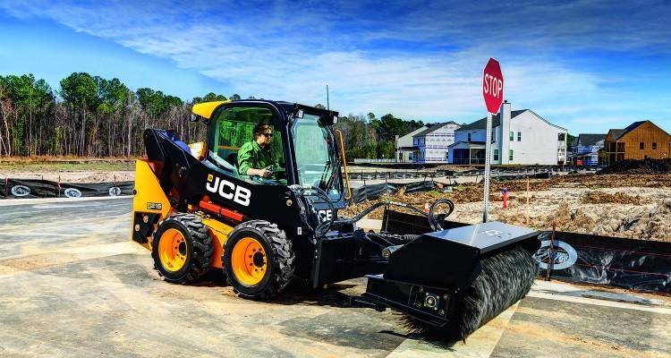 New JCB skid steer models offer more power and enhanced capacity