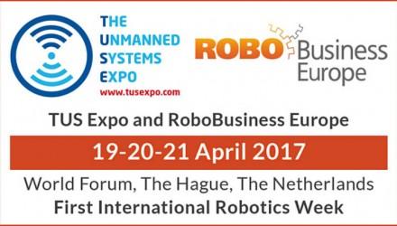First International Robotics Week in The Hague