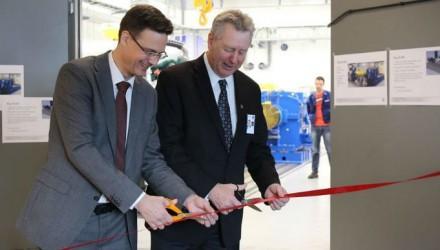 Volvo CE inaugurates unique driveline test facility