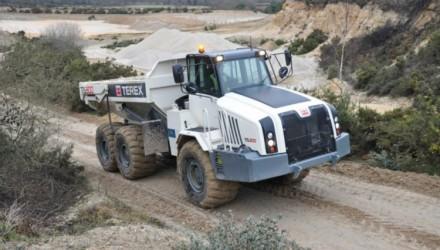 Terex Trucks is aggregate producer's Czech mate
