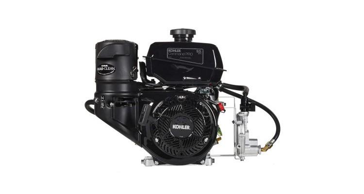 Kohler Engines at Demopark 2017