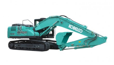 Kobelco's highly anticipated Hybrid arrives in Europe: SK210HLC-10