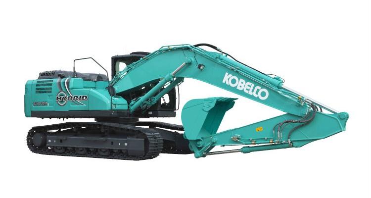 Kobelco's highly anticipated Hybrid arrives in Europe: SK210HLC-10