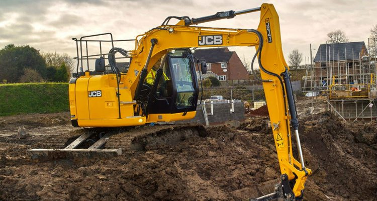 JCB launches the JZ141 crawler excavator with no AdBlue