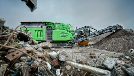 EvoQuip launches the Cobra 230 Impact Crusher