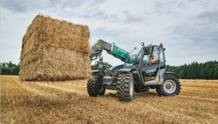 Kramer and John Deere form strategic alliance for the agriculture sector