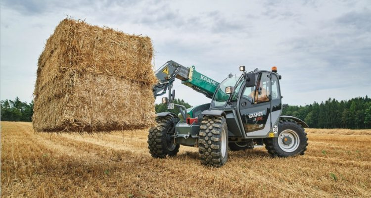 Kramer and John Deere form strategic alliance for the agriculture sector