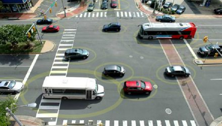 Cohda Wireless tests its V2P technology on city streets