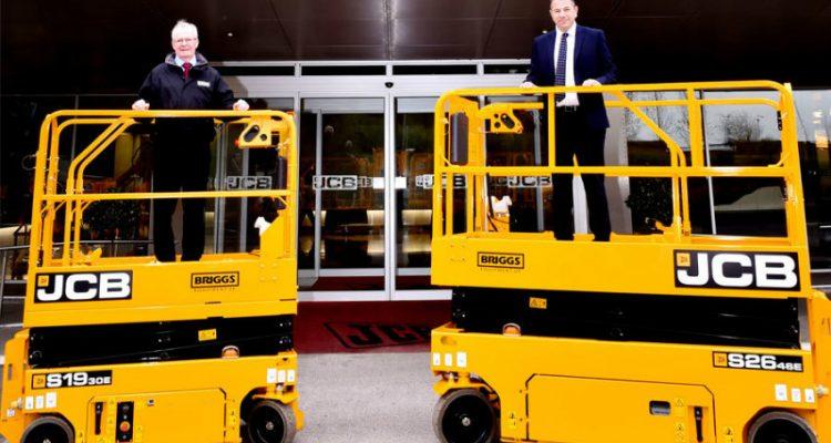 Briggs boosts short term rental fleet with JCB scissor lifts