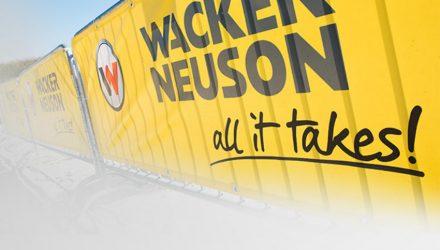 Wacker Neuson SE: Martin Lehner appointed new CEO