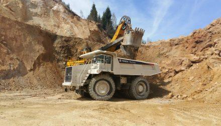 Terex Trucks increases productivity at Romanian copper mine
