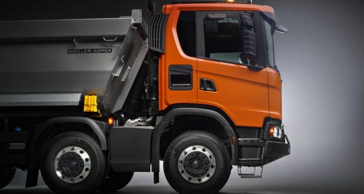 Scania XT range: the face of Scania's toughest trucks