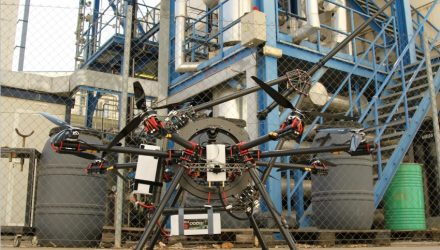 The UAV robotics project AEROARMS selected for the European Innovation Radar Prize