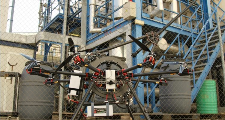 The UAV robotics project AEROARMS selected for the European Innovation Radar Prize