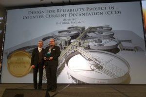Bentley Systems announces winners of 2017 Be Inspired Awards