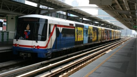 Thales at the Bangkok metro's Blue Line Extension