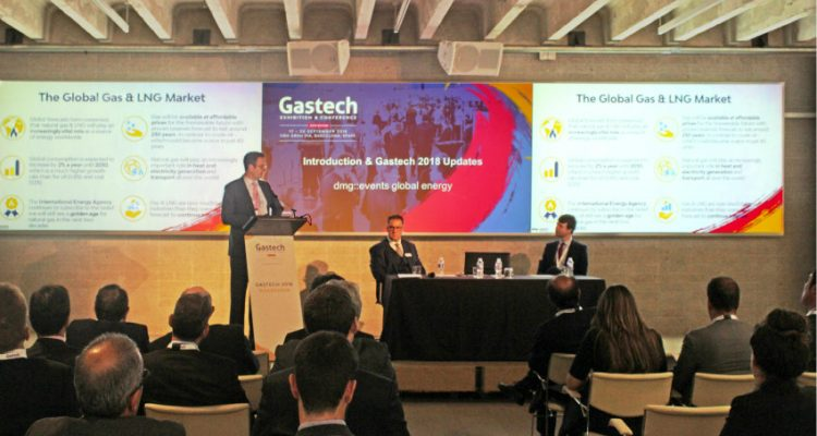 Gastech 2018 Roadshow signposts huge growth for gas and LNG business