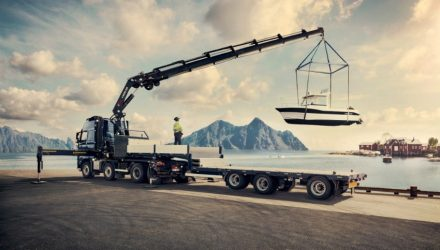 Hiab completes the acquisition of Argos loader crane business in Brazil
