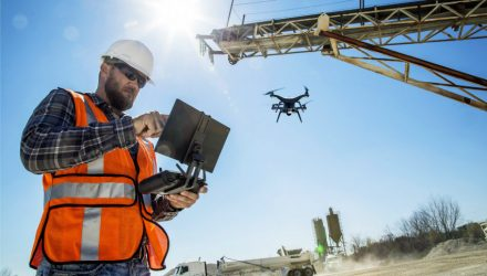 Drones set to take off in construction