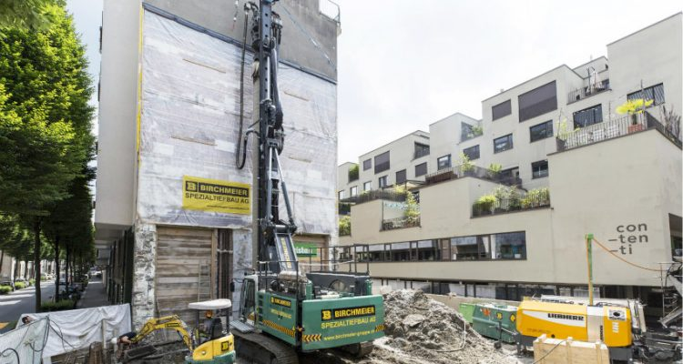 LRB 18 from Liebherr Proves Itself as Compact AllRounder in Lucerne