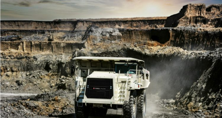 Terex Trucks and Babcock International stand strong in southern Africa
