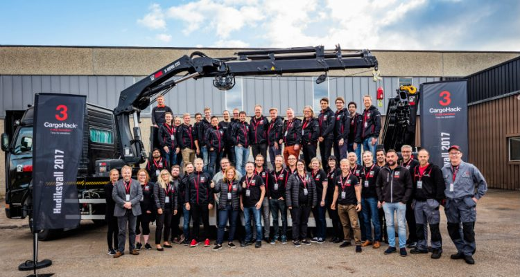 """Hiab's announces winning projects from its hackathon CargoHack3 """"Time for Elevation"""""""