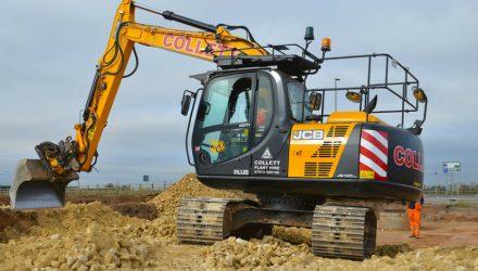 Collett expands hire fleet with new JCB excavators