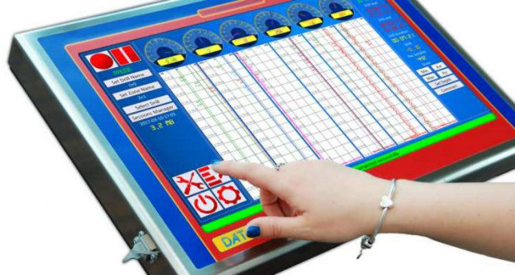 """DAT instruments launches DAT WideLog, a new 18,5"""" touch screen datalogger"""