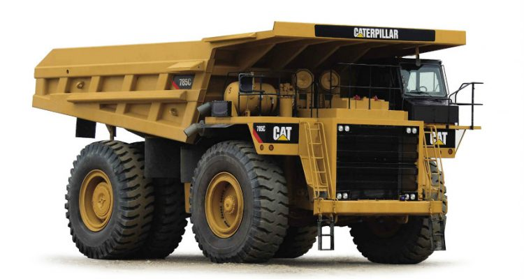Caterpillar to offer dual fuel retrofit kit for 785C Mining Truck