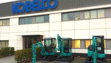 Kobelco Construction Machinery and Kobelco Cranes merge in Europe