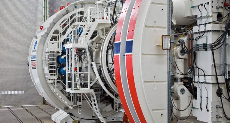 Ulrikentunnel: Premiere railway tunnel in Norway with a TBM