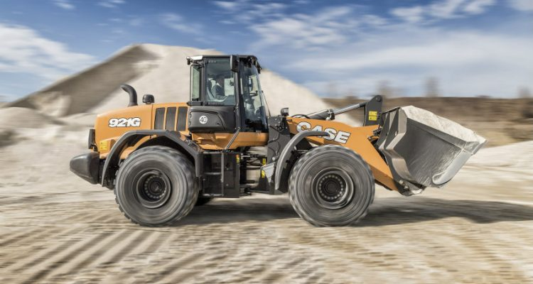 CASE G-Series wheel loaders wins the Good Design Award