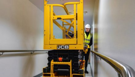 Warren Access acquire JCB Access electric scissor lifts