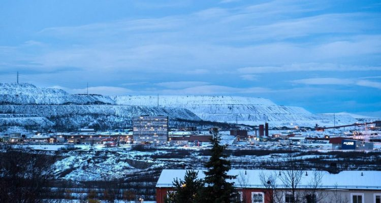 Volvo CE's megaproject series: A new dawn for Kiruna