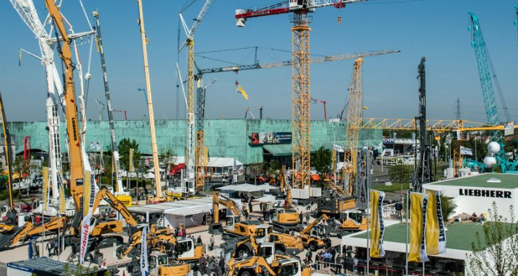 Liebherr will present a number of new products at Intermat 2018