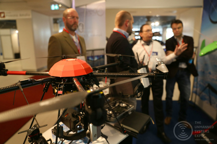 TUS Expo: 3 Days of Unmanned Systems