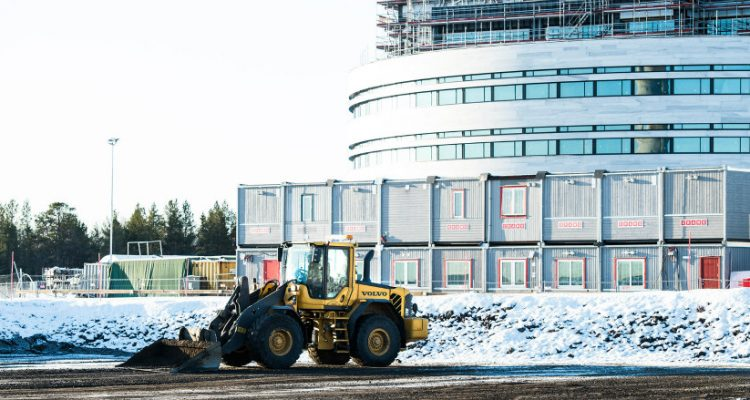 """Second episode of """"The Megaproject Listing"""": Moving the city of Kiruna"""