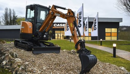 CASE shows its 360-degree for construction businesses at Intermat 2018