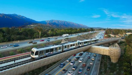 Next Phase of California's Metro Gold Line Foothill Extension Breaks Ground