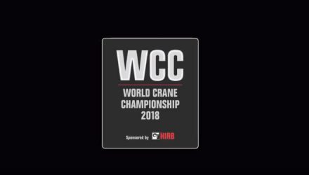 Hiab launches the search for the 2018 World Crane Championship