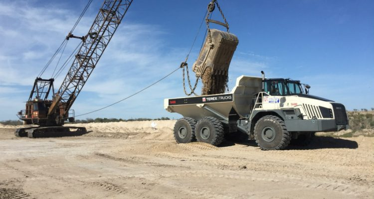 B-C Equipment Sales, new dealer for Terex Trucks in Texas