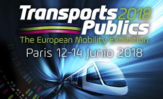 Transports publics 2018: The European Mobility Exhibition