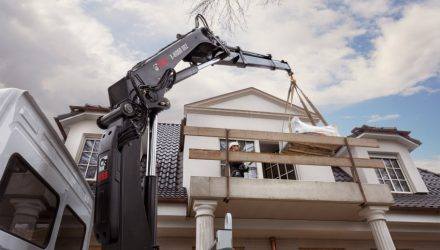 Hiab renews its light range loader cranes portfolio