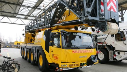 Musselli expands Grove fleet with new GMK5150L